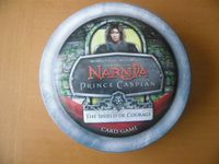 Board Game: The Chronicles of Narnia: Prince Caspian – The Shield of Courage Card Game