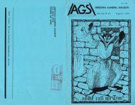 Issue: Arizona Gaming Society Bulletin (Issue 2 - Aug 1988)