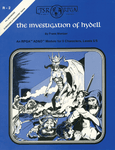 RPG Item: R2: The Investigation of Hydell