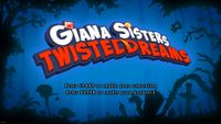 Video Game: Giana Sisters: Twisted Dreams