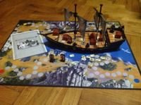 Board Game: Ghostly Galleon