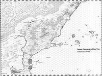 RPG Item: Wilderlands Map 10: Lenap