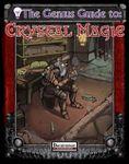 RPG Item: The Genius Guide to: Crystal Magic