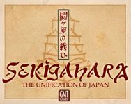 Board Game: Sekigahara: The Unification of Japan