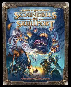 Dungeons & Dragons: Lords of Waterdeep, Scoundrels of Skullport Image