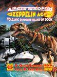 RPG Item: Airship Troopers: Volcanic Dinosaur Island of Doom
