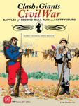 Board Game: Clash of Giants: Civil War