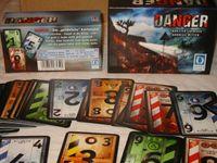 Board Game: Danger