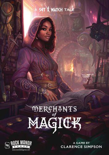 Board Game: Merchants of Magick: A Set a Watch Tale