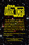 RPG Item: The Dark Times