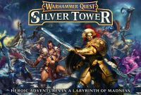 Board Game: Warhammer Quest: Silver Tower