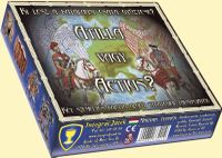 Board Game: Atilla vagy Aetius?