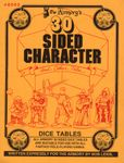 RPG Item: 30 Sided Character and Other Tales