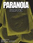 RPG Item: Paranoia Forms Pack (25th Anniversary)