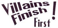 RPG: Villains Finish First