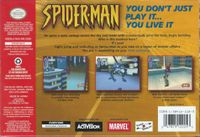Video Game: Spider-Man (2000)