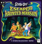 Board Game: Scooby-Doo: Escape from the Haunted Mansion