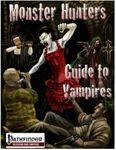RPG Item: Monster Hunters Guide to Vampires
