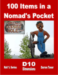 RPG Item: 100 Items in a Nomad's Pocket