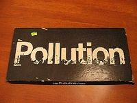 Board Game: The Pollution Game