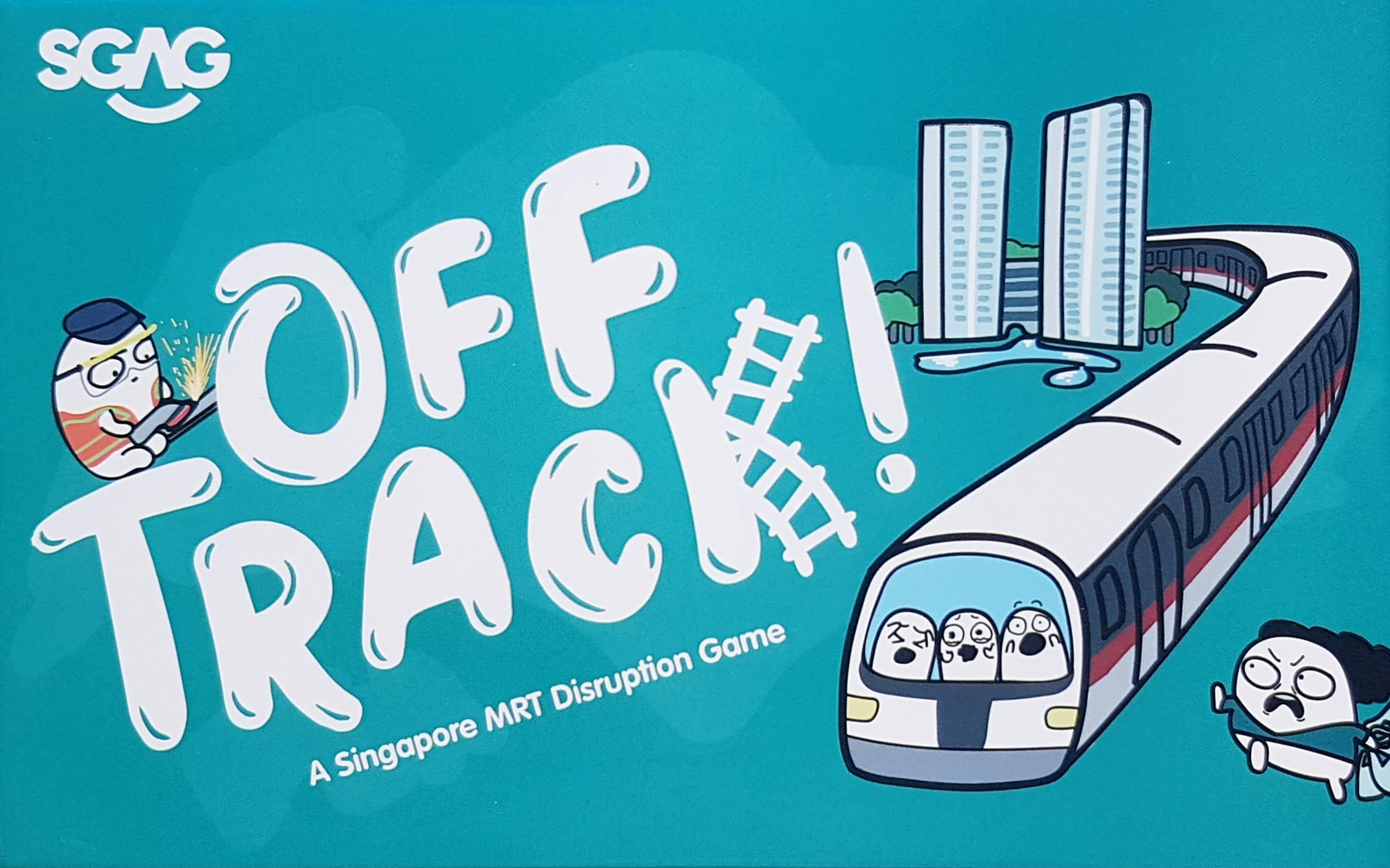 Off Track! by SGAG