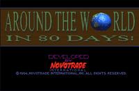 Video Game: Around the World in 80 Days [1994]