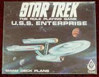 RPG Item: U.S.S. Enterprise 15MM Deck Plans