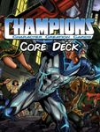 RPG Item: Champions Character Creation Cards Core Deck