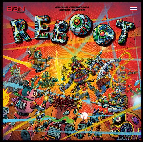 Board Game: Reboot