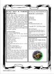 RPG Item: Fungal Festerings: Heroic Legends