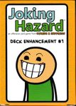 Board Game: Joking Hazard: Deck Enhancement #1