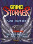 Video Game: Grind Stormer