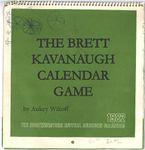 RPG: The Brett Kavanaugh Calendar Game