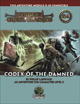 RPG Item: DCC #064: Codex of the Damned