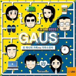 Gaus Company Cover Artwork