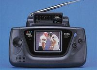 Video Game Hardware: Game Gear TV Tuner