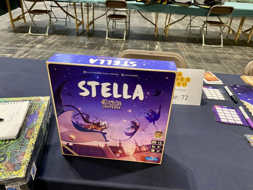Board Game: Stella: Dixit Universe