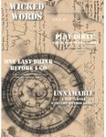 Issue: Wicked Words! (Vol 1, Issue 3 - Apr 2014)