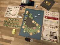 Board Game: Age of Steam
