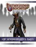 RPG Item: Pathfinder Society Scenario 10-17: On Sevenfingers's Sails