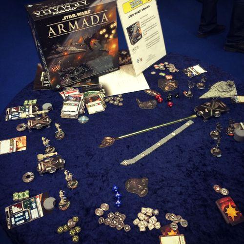 Board Game: Star Wars: Armada