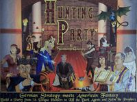 Board Game: Hunting Party