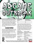RPG Item: Arcane Outbreak