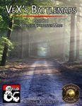 RPG Item: VeX's Battlemaps Pack #01: Roadside Encounter Maps