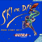 Video Game: Ski or Die