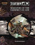 RPG Item: Whispers of the Vampire's Blade