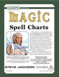 RPG Item: GURPS Magic Spell Charts