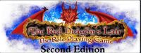 RPG: The Red Dragon's Lair: The Role-Playing Game Second Edition