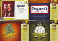 Board Game: Brew Crafters: Marketing Basics