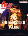 RPG Item: Arcane Adversaries (HD Character Pack)